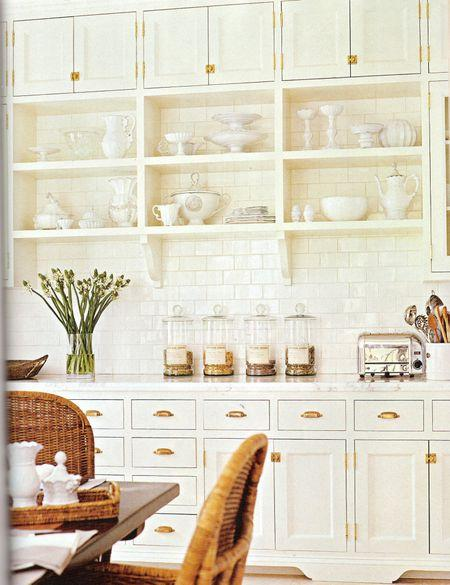 Favorite Kitchens - Decorpad White