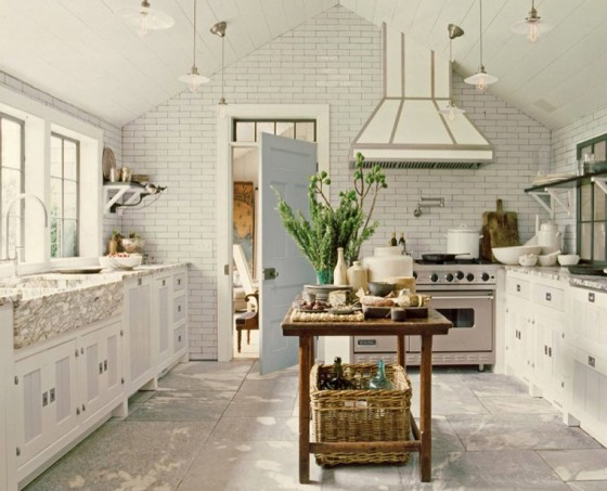 Favorite Kitchens – Desire to Inspire Tim Street Porter