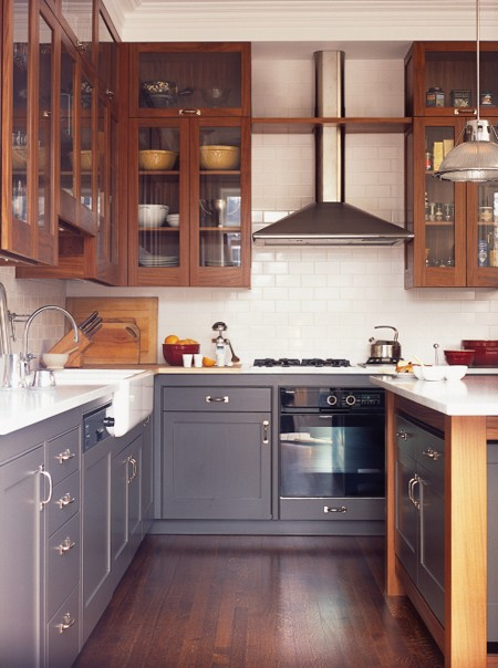 3 navy kitchen - houseandhomeB