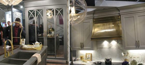 Gray Kitchen - BloomsburyCollage